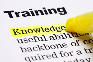 Highlighting Definition of Training