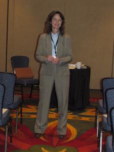 Cindy Gardner Presenting